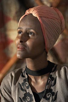 Ifrah Mansour in Dreaming in Somali
